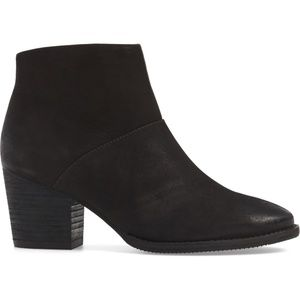 New BLONDO Nelli Booties Waterproof Suede